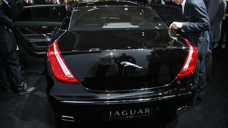 XJ rear