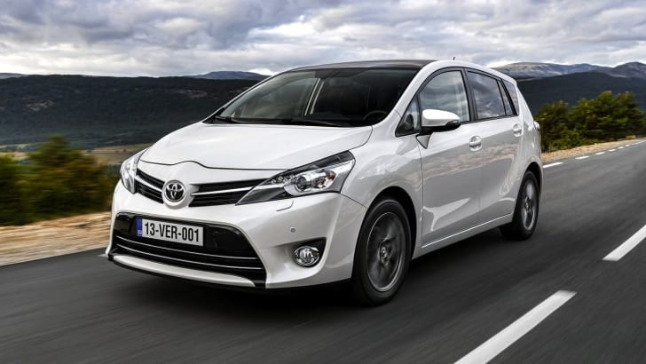 Toyota Verso - 2