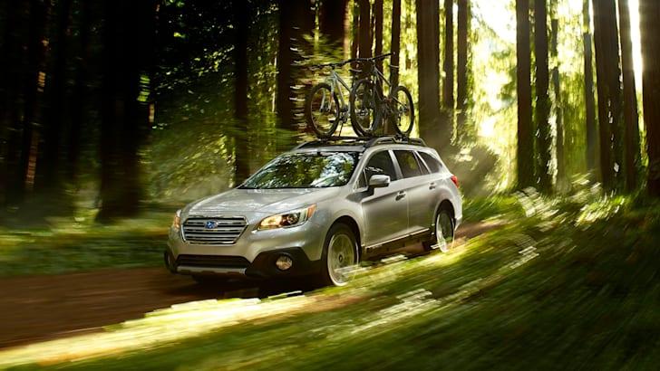 2015 Subaru Outback 1
