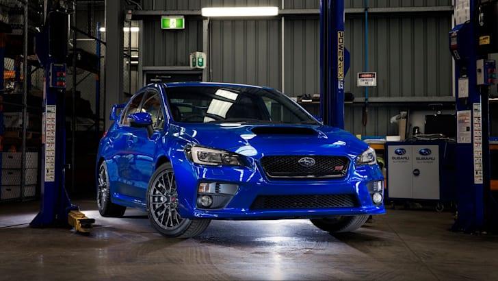 Subaru WRX STI NR4 -2