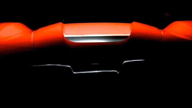 Ferrari Teaser - 2