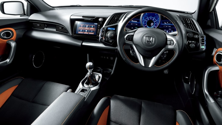 honda-cr-z-facelift-interior