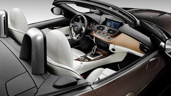 BMW Z4 Interior-2