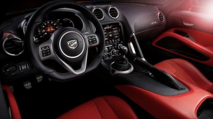 2013 SRT Viper GTS - 2