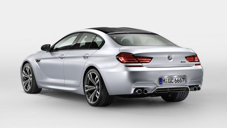 BMW M6 Gran Coupe - 2