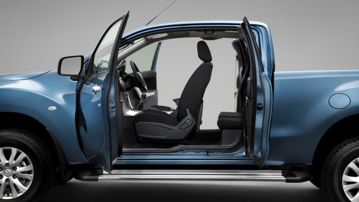 Mazda BT-50 Freestyle Cab Utility XTR - 2