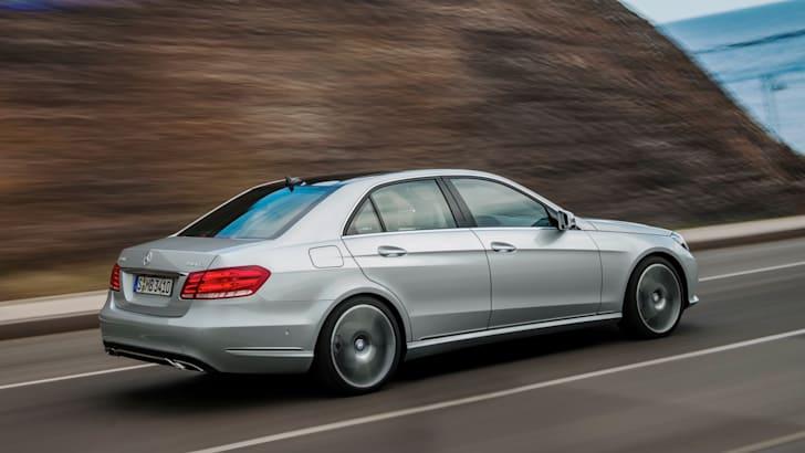 Mercedes-Benz E-Class - 8