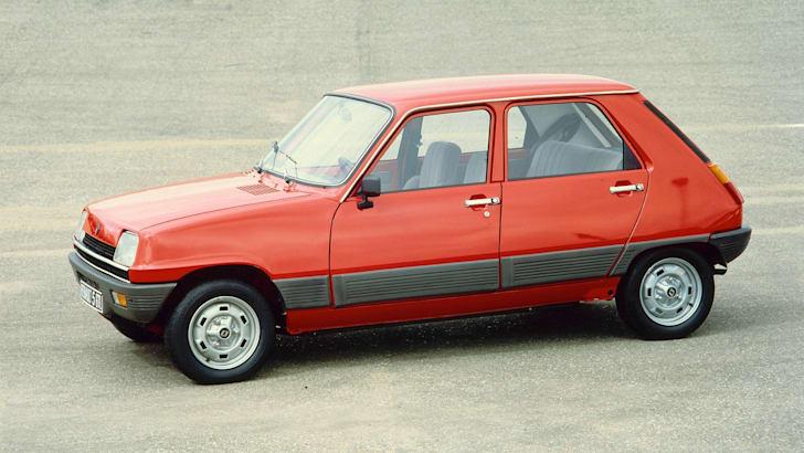 Renault 5 - 1979