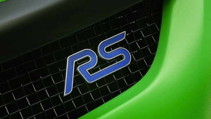Ford Focus RS - Badge