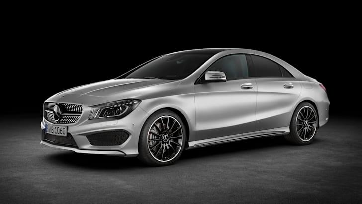 Mercedes-Benz CLA-Class - 1