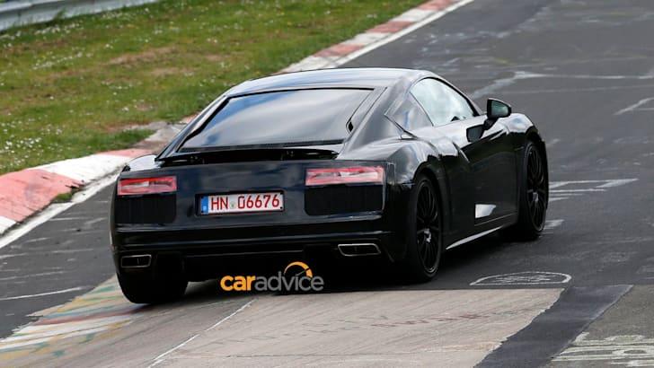Audi R8 19