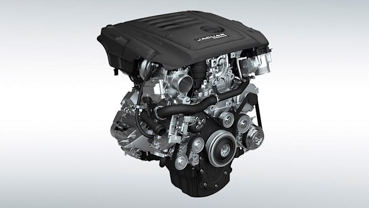 18MY Jaguar 2D Ingenium Diesel.