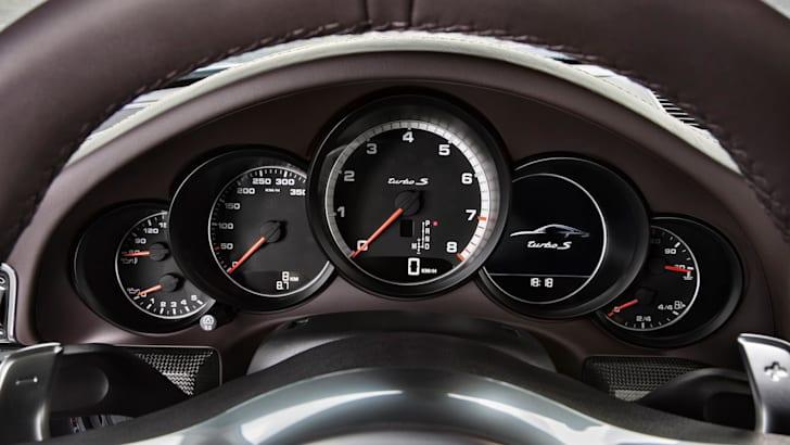Porsche 911 Turbo S Interior _2_