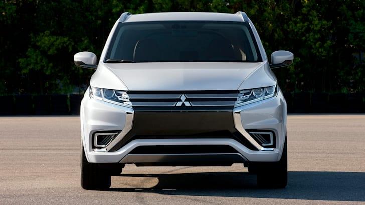 Mitsubishi Outlander PHEV Concept-S09