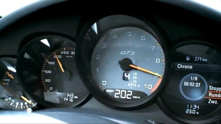Porsche 911 GT3 - 3