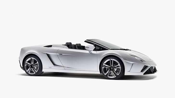 2013 Lamborghini Gallardo Spyder - 3