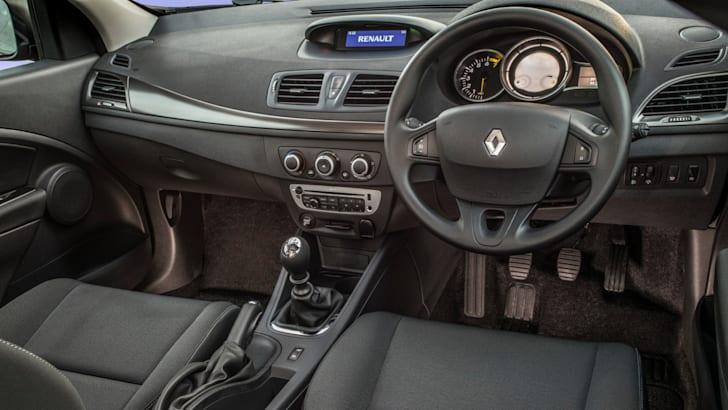 Renault Megane Authentique hatch_10