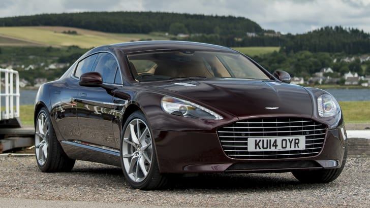 Aston Martin Rapide S MY2015