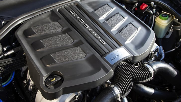 Porsche Panamera 3.0-litre V6
