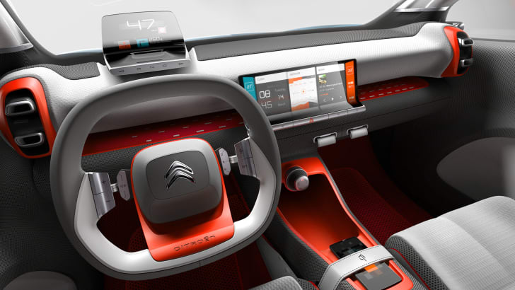 citroen-c-aircross-interior