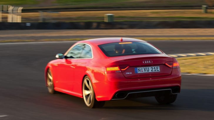 Audi RS5: cheaper coupe goes after M3, C63 AMG | CarAdvice