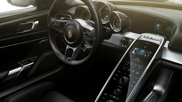 Porsche 918 Spyder - Brochure Image 7