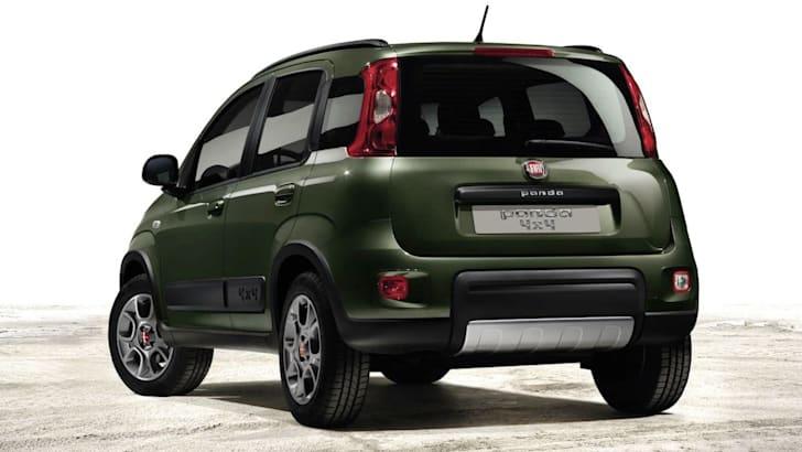 Fiat Panda 4x4 - 2