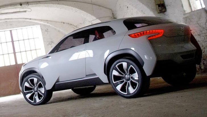 Hyundai Intrado Concept - 2