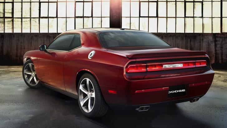 Dodge Charger and Challenger 100th Anniversary Editions