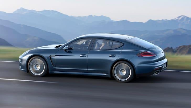 Porsche Panamera Diesel Facelift - 2