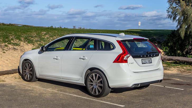 Volvo V60 T5 5b