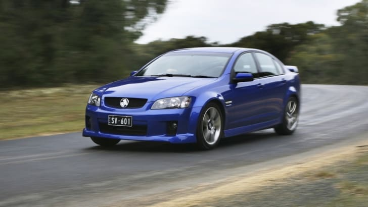 2006 Holden VE SV6