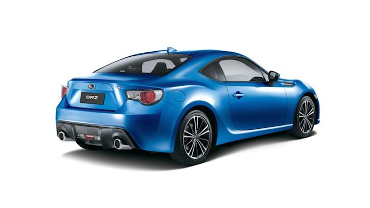 2015MY Subaru BRZ.