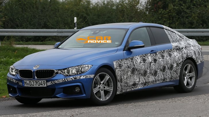 BMW 4 Series Gran Coupe M Sport - 3