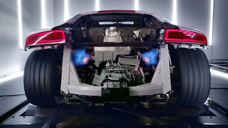 Audi R8 V10 Plus - 2