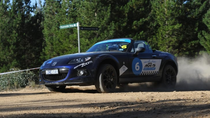 Mazda MX-5 Media Challenge - 21