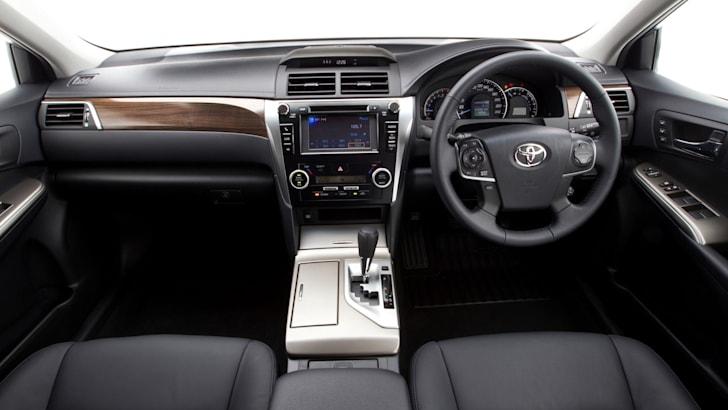 Toyota Aurion - 1