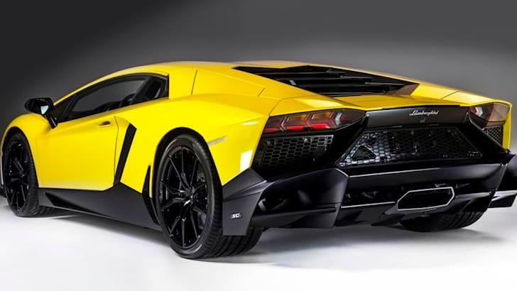Lamborghini Aventador LP720-4 505