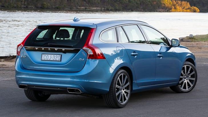 Volvo V60 - 2
