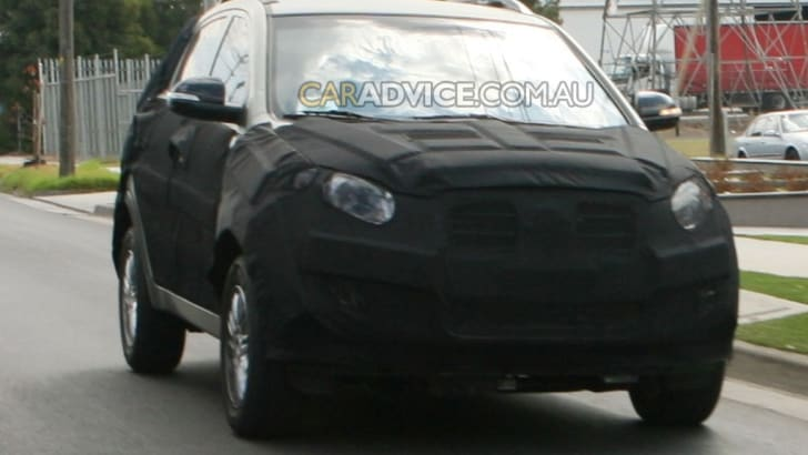New SsangYong Actyon