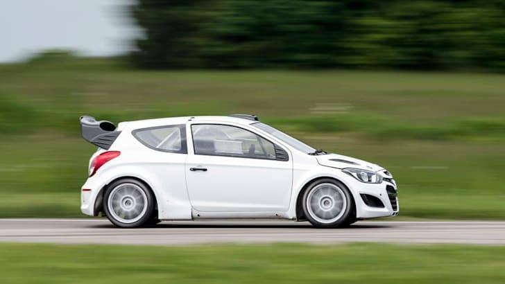 Hyundai i20 WRC4