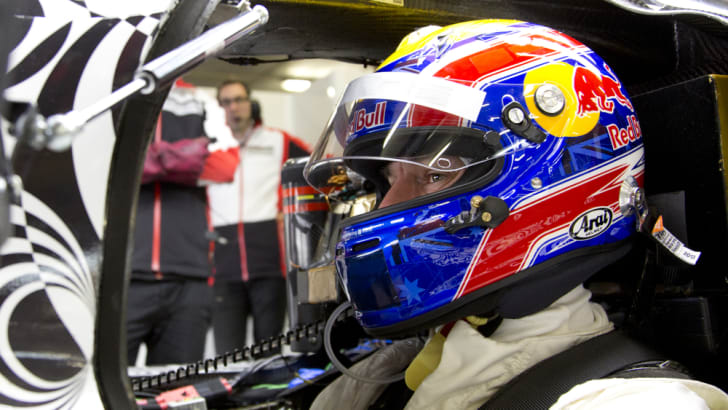 Mark Webber Porsche LMP1