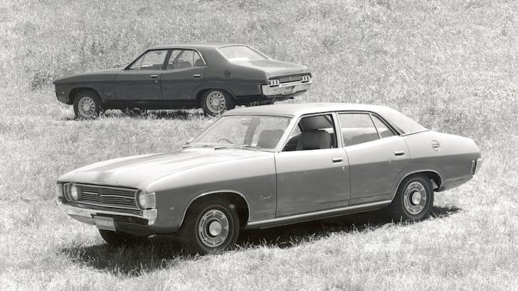1972 XA Ford Falcon