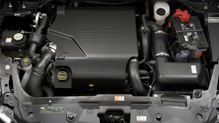 2010 Ford Taurus SHO 272kW AWD
