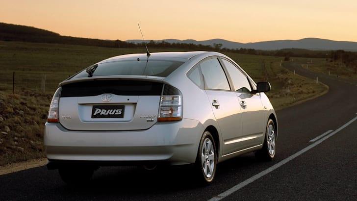 Toyota Prius 2003 - 1