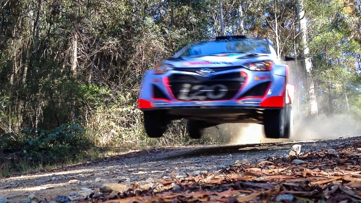 WRC Rally Australia 2014 - 18
