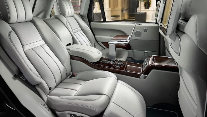 Range Rover SV 5