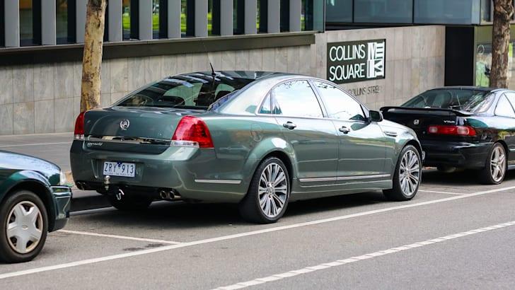 Holden Caprice V-4