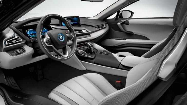 BMW i8 Leaked - 2
