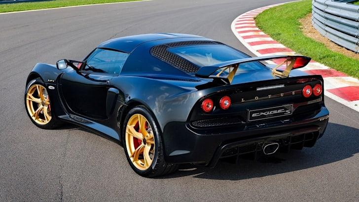 Lotus Exige LF1 rear